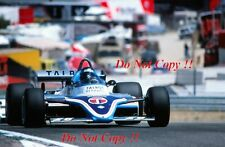 Jacques Laffite Ligier JS17 Spanish Grand Prix 1981 Photograph 1