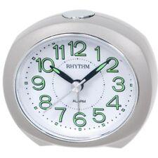 RHYTHM Wecker Uhr Alarm Weiss CRE865NR03
