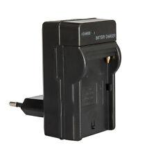 BATTERIA universale-caricabatteria per Li-ion Batteria np-f550, tra l'altro (LED-Lampada video)