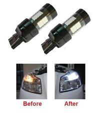 1 x Pair T20 580 LED Bulbs Sidelight Daytime Running Light DRL Vauxhall Insignia