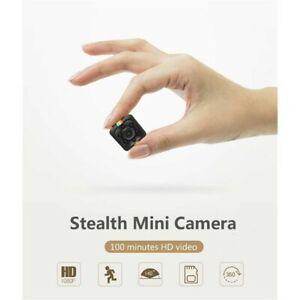 UK Mini SQ11 Hidden Spy Camera Motion Detection Voyeur Stealth Secret Filming