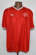Switzerland 2008/2009 Home Football Shirt Jersey Puma Size Xl Adult