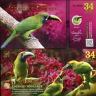 ATLANTIC FOREST - 34 aves dollars 2017 FDS UNC