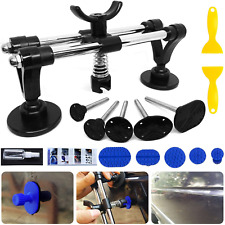 Manelord Auto Body Repair kit, Car Dent Puller with Double Pole Bridge Dent Glue
