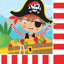 LITTLE PIRATE Birthday PARTY NEW Tableware Balloons Decorations Supplies
