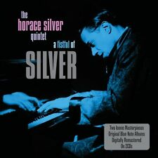 The Horace Silver Quintet - A Fistful Of Silver (2CD 2010) NEW/SEALED