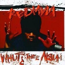 REDMAN - WHUT?  CD  22 TRACKS HIP HOP / RAP  NEW+