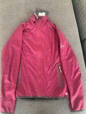 Mammut women's Ultimate Pro Advanced Soft shell jacket Cherry Size Small