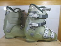 Dalbello Womens Vantage Ski Boots Mondo 25.5 Grey/ Purple - LOT TEC