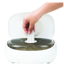Prince Lionheart Evo Wipes Warmer in White/Grey