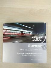 AUDI nav GPS navigation 2019 MMi Europa carte sd card 8w0919866AL