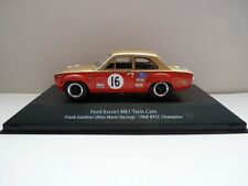 ESCORT MK1 TWIN CAM FORD TOURING CAR DIECAST MODEL 1/43 COLLECTORS ITEM...