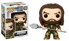 Dc Justice League Movie Pop! Movies Aquaman Vinyl Figure #205 [Justice League]