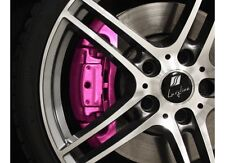 BRAKE CALIPER HEAT PAINT SUIT BREMBO FPV FORD HSV HOLDEN HDT CANDY PINK KIT