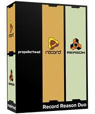 NEW Propellerhead Reason Record 5 Duo Digital Audio Workstation PC/MAC