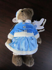 Boyds Bear Of The Month January 2010 Katerina Winterbeary plush Bear New w/ tag