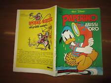 WALT DISNEY ALBO D'ORO N°47 PAPERINO E GLI ABISSI D'ORO 21-11-1954