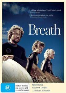 BREATH DVD, NEW & SEALED, 2018 RELEASE, REGION 4, FREE POST