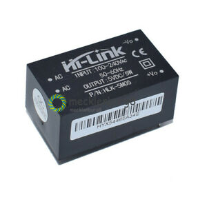 HLK-5M05 5W 1A AC-DC 220V to 5V Compact Isolated Power Supply Switch Module