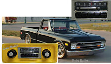 NEW Slidebar Radio Stereo for 1967-1972 GMC Pickup Truck By Custom Autosound