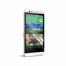 Displayfolie für das HTC Desire 510 KLAR Displayschutzfolie