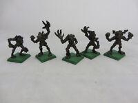 Warhammer Wood elf Dryads army lot painted AOS  metal oop Sylvaneth aelf