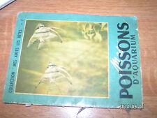 Collection Mes amies les bêtes Poissons d'Aquarium