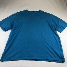 Reebok Mens Shirt Blue Large