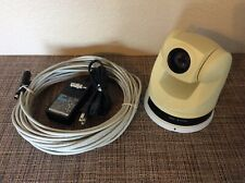 SONY EVI-D70P PAN TILT PTZ REMOTE VIDEO CAMERA 18x ZOOM EVI-D70 VISCA RS-422