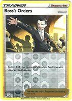 Boss's Orders 154/192 - Reverse Holo - Ultra Rare - Pokemon Sword and Shield...