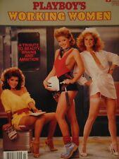 Playboy's Working Women 1984             #1377+