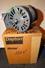 NOS DAYTON 110v Electric Fan/Blower Motor 9C956