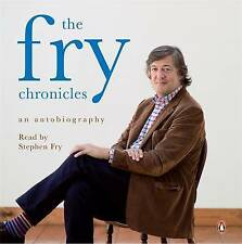 The Fry Chronicles: A Memoir by Stephen Fry (CD-Audio, 2010)