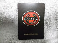 Chaotic Series 1 ~ Dawn Of Perim ~ You Pick Tcg Ccg Single Card ~ First Edition