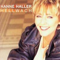 "HANNE HALLER ""HELLWACH"" CD NEUWARE"