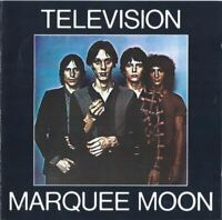 TELEVISION marquee moon (CD, album) alternative rock, post-punk, very good, 1977