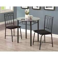 Marble Round Dining Furniture Sets for sale | eBay