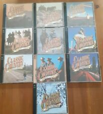 Time Life- Classic Country 10 CD Job Lot (20 CDs in Total)