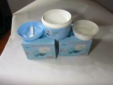 Set of Two (2) Brand New Thermal Hot & Cold Lunch Boxes!