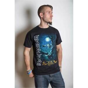 ** Iron Maiden Fear of the Dark T-shirt Official **