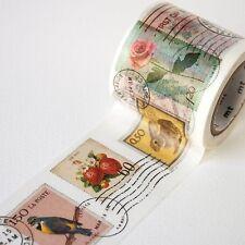 MTEX1P27Z MT Ex Stamp Masking Tape Washi Tape 45mm