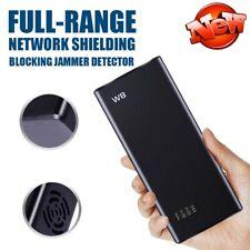 WiFi Home BT 2.4+5.2+5.8G Full-range Network Shielding Blocking Jammer Detector