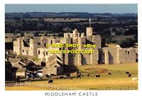 L110812 Middleham Castle. Historic England. English Heritage