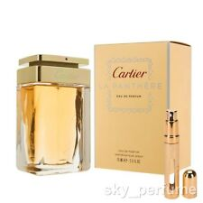 f5b7f8ef9a4 Cartier La Panthere Eau de Parfum  BIG  Refillable Travel Atomiser 12ml  Spray