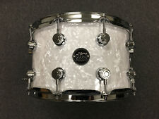 DW Performance Series 8x14 Snare Drum in White Marine Pearl