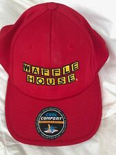 Waffle House baseball Cap Red, adj. sizes)