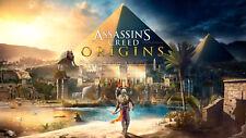 BONUS PRE-ORDER ASSASSIN'S CREED ORIGIN - PS4 - XBOX ONE - PC - NO GIOCO