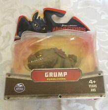 Dream Works~2014~Dragons~Deffenders Of Berk~Grump~Rumblehorn~Brand New~M2