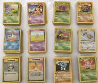 70 Lot Original Pokemon Cards! GUARANTEED 10 1st Edition Cards! PLUS Two Holo's!