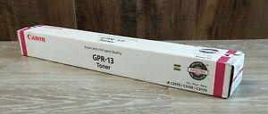 Canon GPR-13 M 8642A003AA Toner Cartridge Magenta Genuine